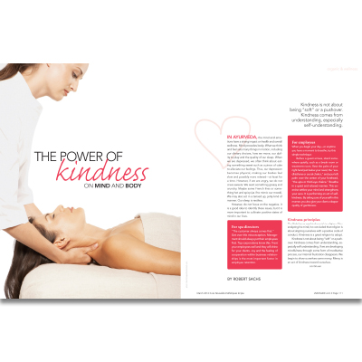 The Power of Kindness article image