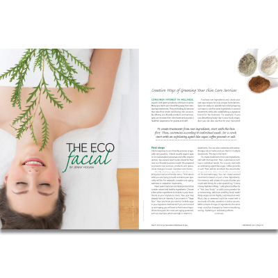 The Eco Facial article image